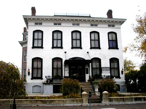 The Haunted Lemp Mansion in St. Louis – Legends of America