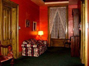 Lemp Hallway Outside Charles Room