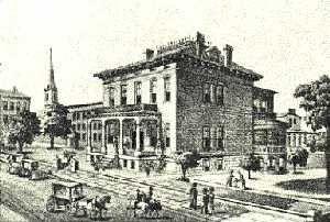 Lemp Mansion 1892