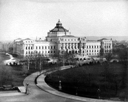 Library of Congress, 1900