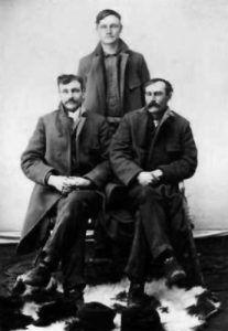 Pinkerton Agents
