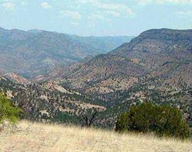 Pinos Altos Range