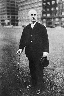 Robert Haslam, aka Pony Bob, 1908