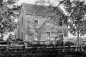 Samuel Parris House