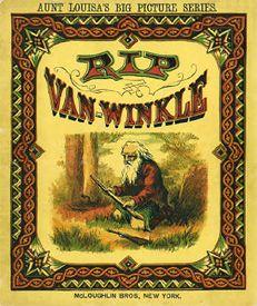 rip van winkle book