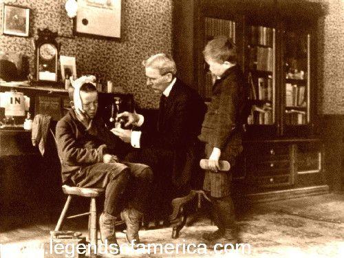 A Sick Chum, 1908