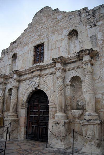 Alamo Detail