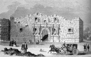 The Alamo in the 1830's