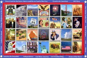 Americana - Original Design