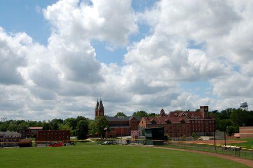 Benedictine College in Atchison.