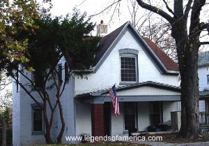 Sallie House  in Atchison, Kansas