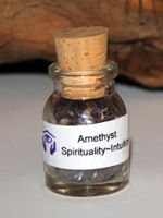 Amethyst Healing Stones
