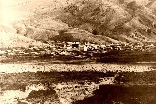 Bannack, Montana late 1800s