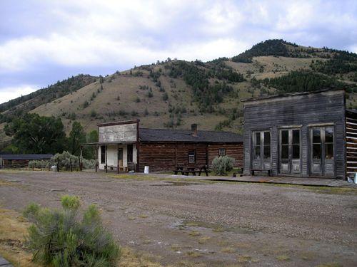Bannack, Montana Street