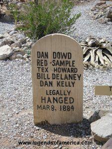 Bisbee Massacre Grave
