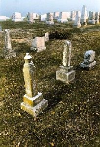 Bone Hill Graveyard, Levasy, Missouri