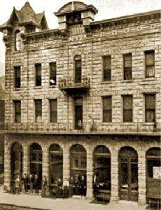 Bullock Hotel, 1896