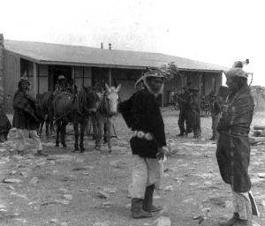Canyon Diablo Trading Post-1903