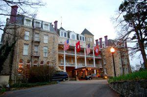 Eureka Springs Crescent Hotel