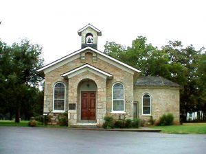 Fort Sill chapel today, courtesy U.S. Army - Fort Sill.