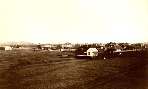 Fort sill, Caleb Henry Carlton, 1889