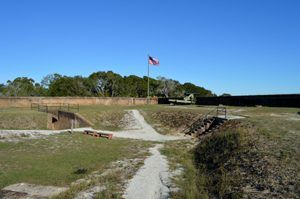 Fort Barrancas, Florida