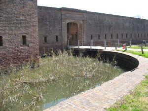 Fort Jackson, Georgia