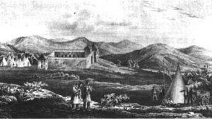 Fort Laramie, 1843