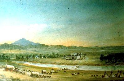 Old Fort Laramie