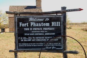 Fort Phantom Welcome
