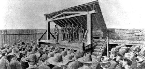 Fort Smith, Arkansas Gallows