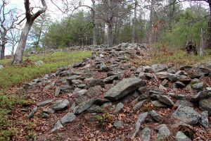 Fort Mountain Wall