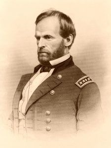 General William T. Sherman, John Chester, 1800s