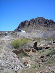 Gold Road Ruins