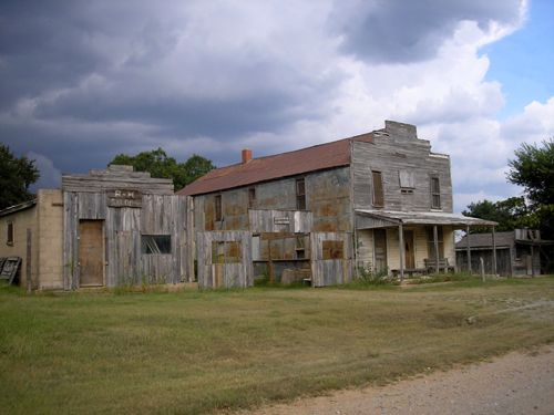 Ingalls, Oklahoma by Kathy Weiser-Alexander.