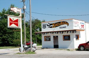 Stateline Bar between Joplin and Galena, Kansas bt Kathy Weiser-Alexander.
