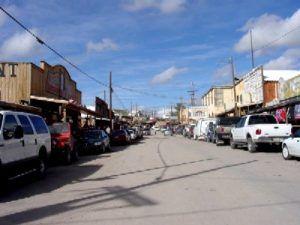 Oatman Main Street
