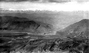Portneuf Canyon