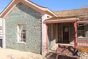 Rhyolite Bottle House