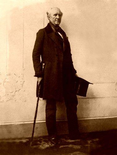 Sam Houston, 1856