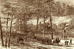 Sherman's March through South Carolina