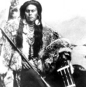 Shoshone Warrior