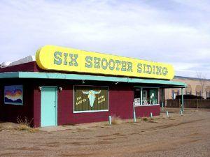 Six Shooter Siding Tavern, Tucumcari, New Mexico