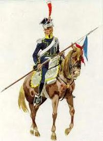 Spanish Mounted Lancer