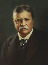President Theodore Roosevelt by Forbes Litho