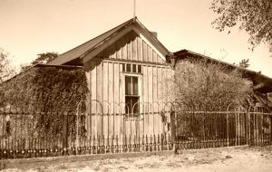 Nellie Cashman's house in Tombstone, Arizona