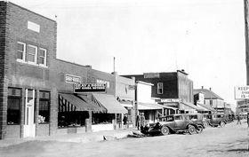 Ulysses, Kansas 1929