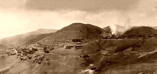 United Verde Mine, 1909