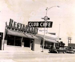 Old Club Cafe, Santa Rosa, New Mexico