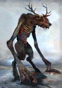 Wendigo – Flesheater of the Forests – Legends of America
